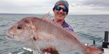 Learn how to catch snapper in Port Phillip Bay