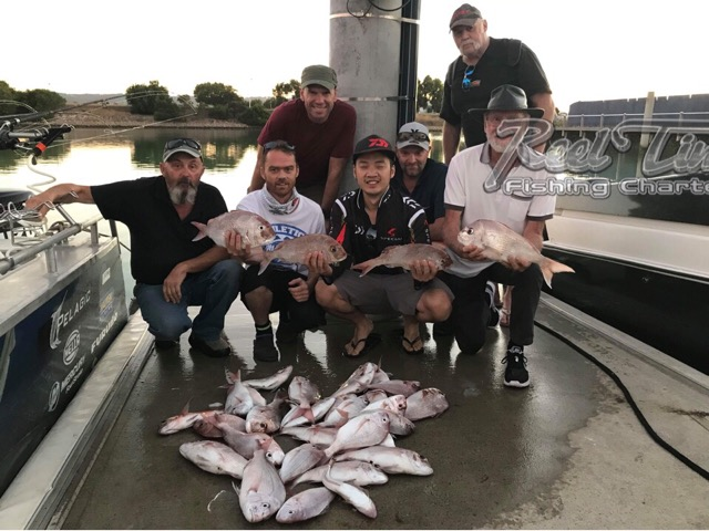 Snapper Fishing in Melbourne with Matt Cini