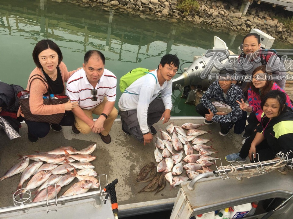 Snapper Charters in Melbourne
