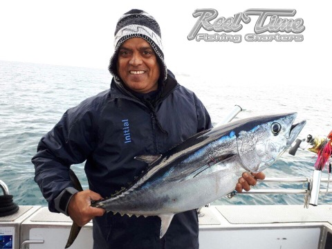 Tuna Fishing in Portland