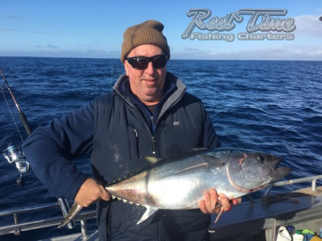 Victoria Bluefin Tuna Fishing Charters