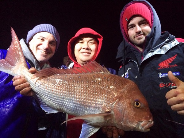 Hastings Snapper Fishing Charters