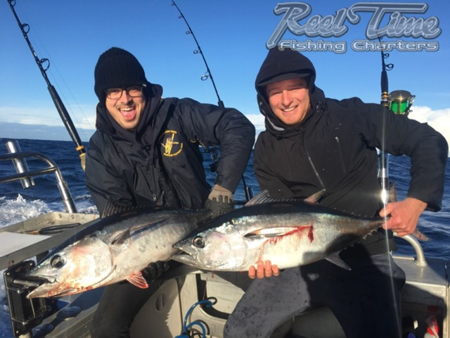 Portland Tuna Fishing Charters
