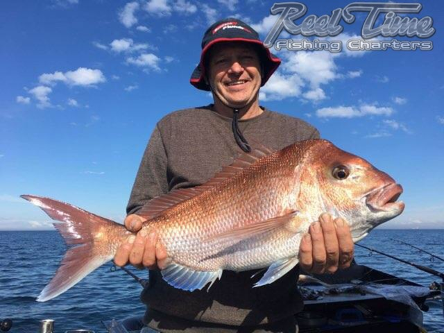 Carrum snapper fishing is on in victoria for Melbourne fl fishing charters