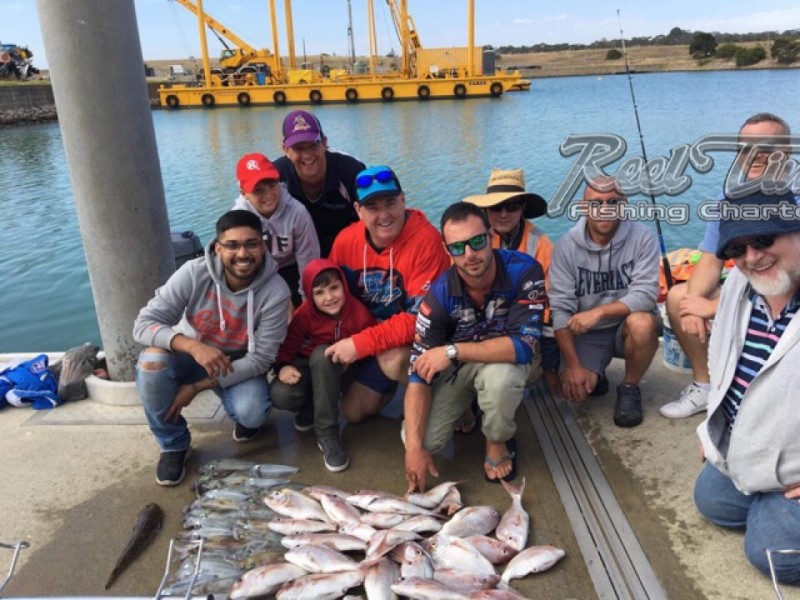 Snapper Fishing Charters Melbourne