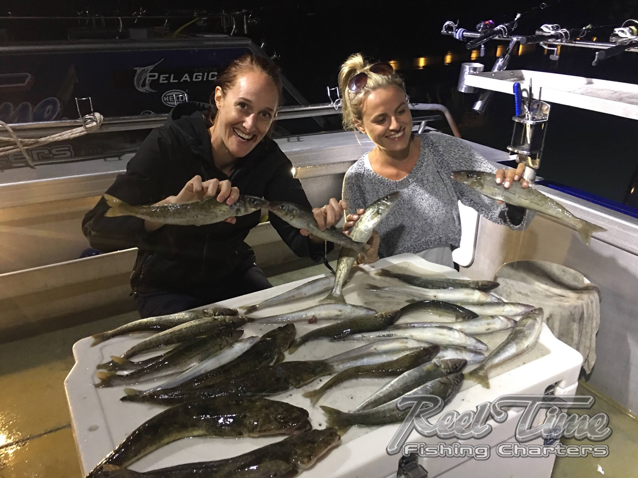 Port Phillip Bay Fishing Charters Whiting
