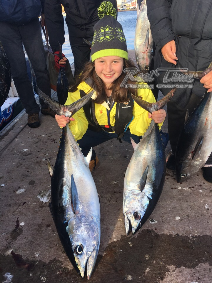 Bluefin Tuna Fishing Charters Portland Victoria