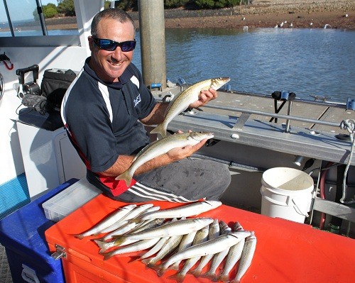 Westernport Whiting Fishing Charters Hastings