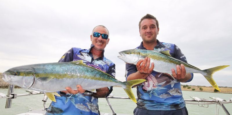 King Fish Fishing Charters Port Phillip Bay Melbourne