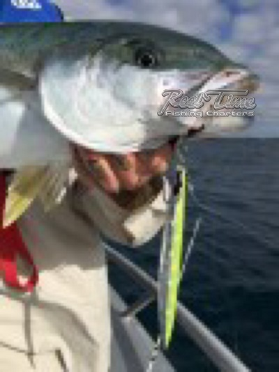 King Fish Fishing Charters Victoria Melbourne Matt Cini