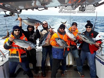 Fishing Charters Portland Victoria with Matt Cini