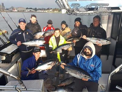 Fishing Portland Tuna Fishing Charters