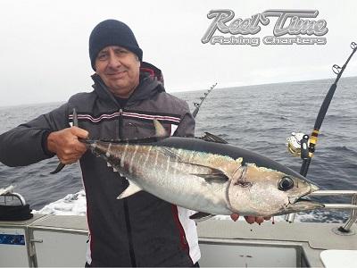 Tuna Fishing Portland Victoria