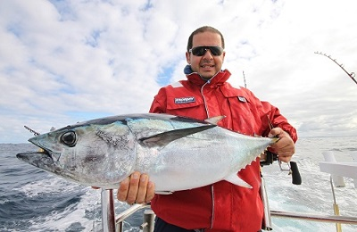 Portland Tuna Fishing Charters for Bluefin