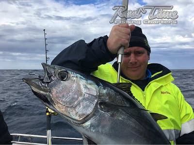 Portland Fishing Charters Bluefin Tuna