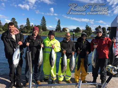 Portland Fishing Charters Bluefin Tuna