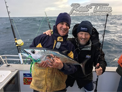 Tuna Fishing Charters Portland Victoria