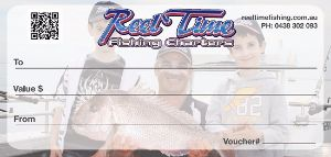 Gift Vouchers Fishing Charters