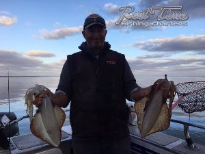 Port Phillip Bay Fishing Charters Squid