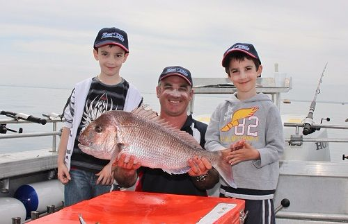 Snapper Fishing Charters Mornington Peninsula Victoria