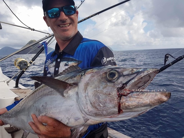 Fishing Charters Vanuatu with Matt Cini