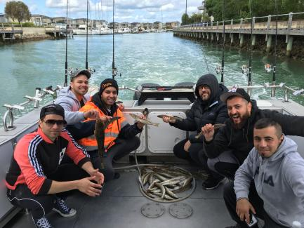 Reel Time Fishing Charters Snapper December 2015 Melbourne Carrum Launching way