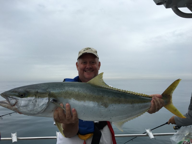 Reel Time Fishing Charters,Portland Blue Fin Tuna, Yellow Tail Kingfish, Snapper and King george Whi