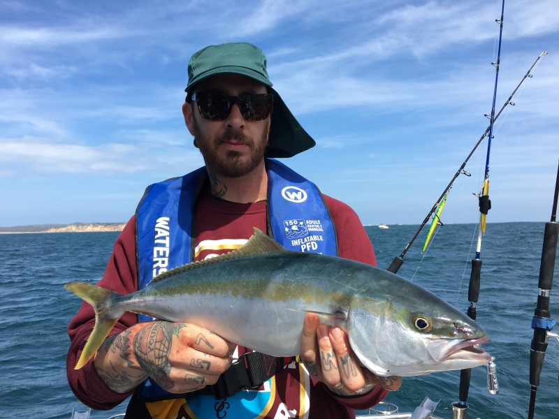 Reel Time Fishing Charters Melbourne Portland Tuna Kingfish Victoria