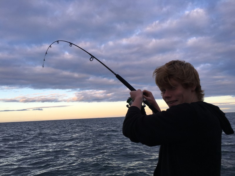 Snapper, Whiting & Tuna April Fishing Report!