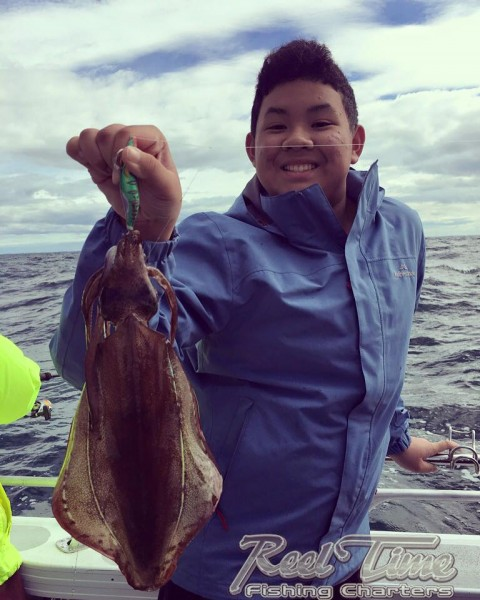 Port phillip bay Fishing Charters August 2016