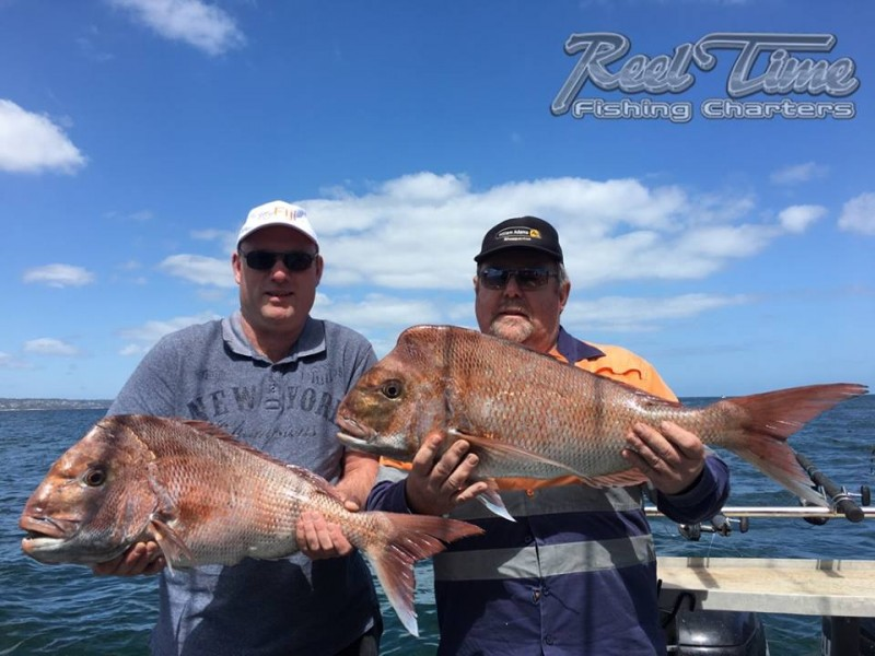 Port Phillip Bay Fishing Charters October 2016 weekend 10th il
