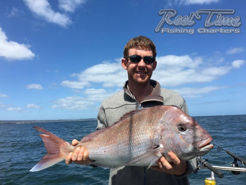Port Phillip Bay Fishing Charters October 2016 weekend 10th iff