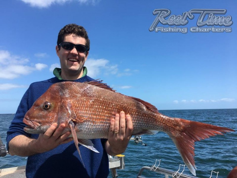 Port Phillip Bay Fishing Charters October 2016 weekend 10th igg