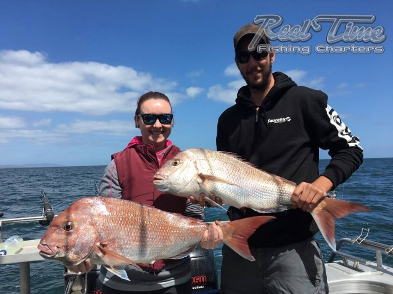Port Phillip Bay Fishing Charters October 2016 weekend 10th ii
