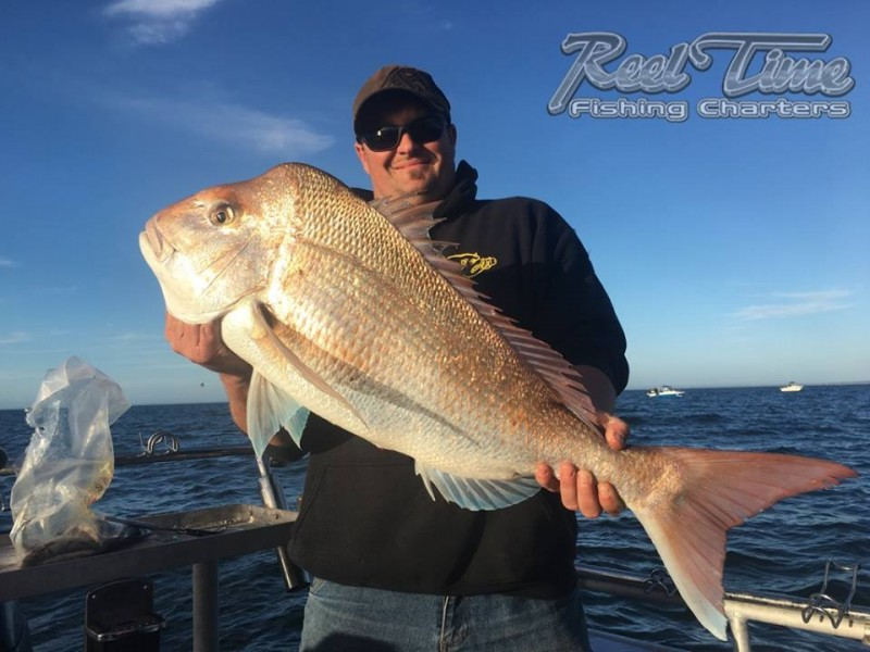 Port Phillip Bay Fishing Charters October 2016 weekend 10th ij