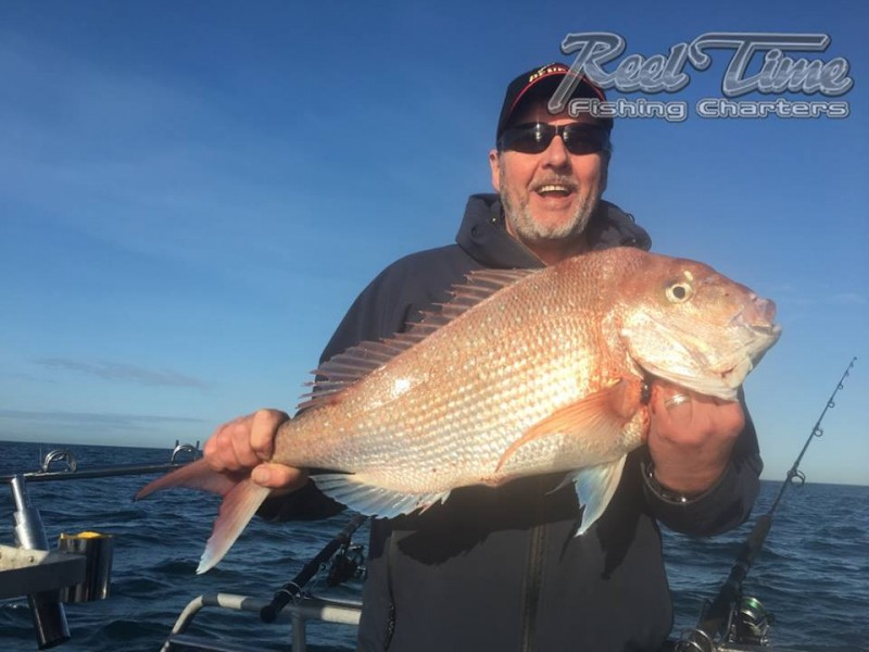 Port Phillip Bay Fishing Charters October 2016 weekend 10th if