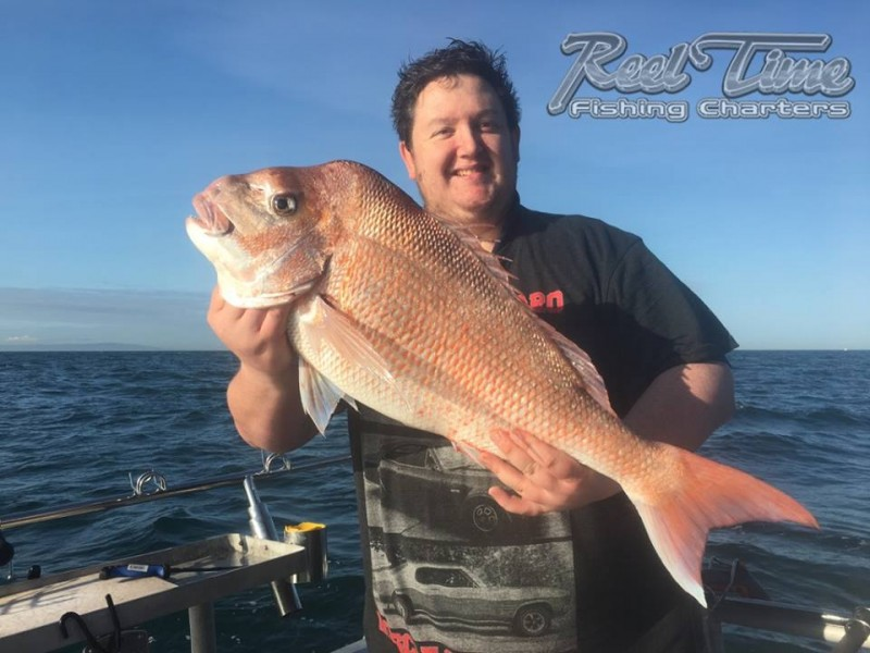 Port Phillip Bay Fishing Charters October 2016 weekend 10th iss