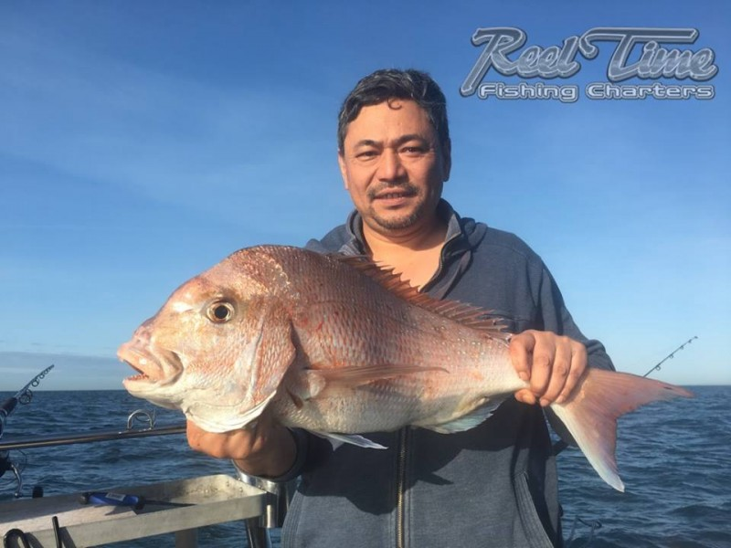Port Phillip Bay Fishing Charters October 2016 weekend 10th it
