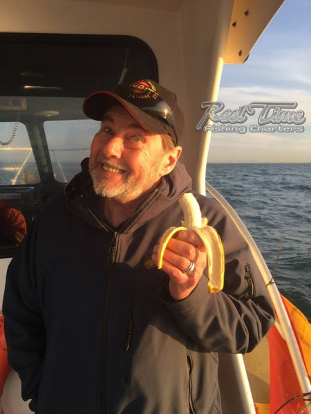 Port Phillip Bay Fishing Charters October 2016 weekend 10th iq