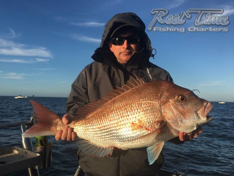 Port Phillip Bay Fishing Charters October 2016 weekend 10th iu