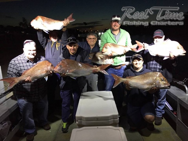 Port Phillip Bay Fishing Charters October 2016 weekend 10th iw