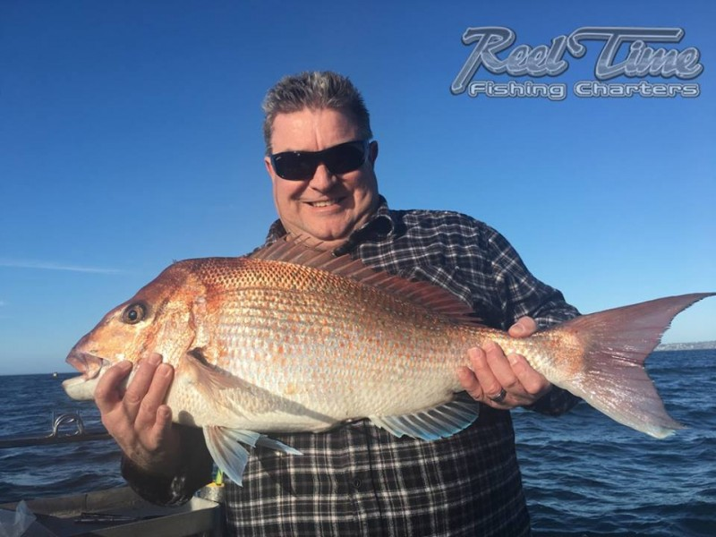 Port Phillip Bay Fishing Charters October 2016 weekend 10th ia