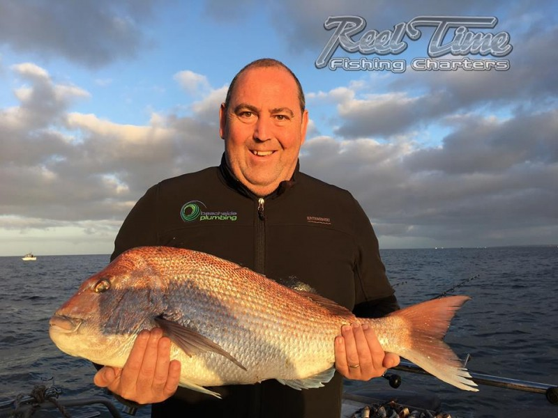 Port Phillip Bay Snapper Fishing Charters, Novemeber 2016Port Phillip Bay Snapper Fishing Charters,