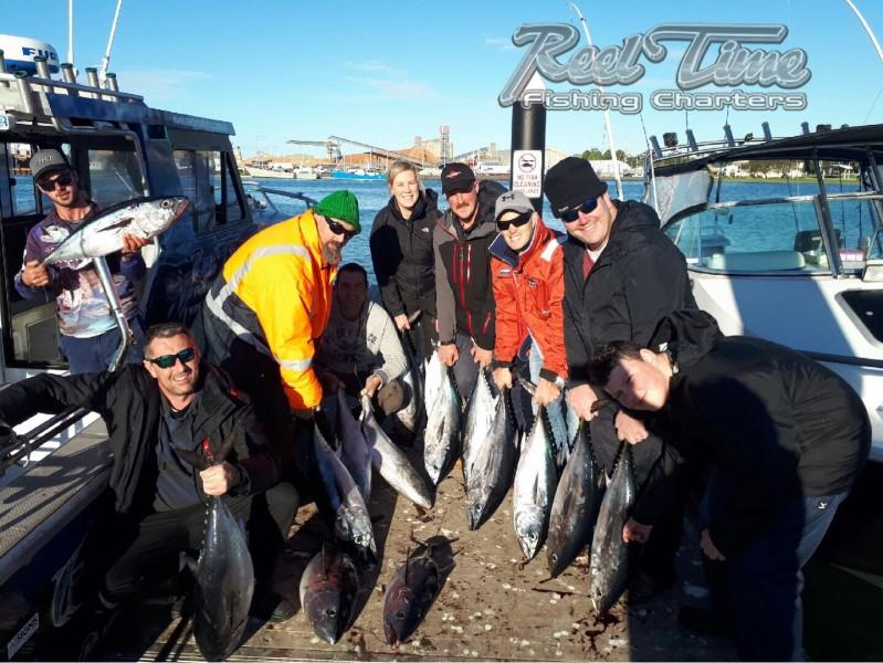 Portland Tuna Fishing Charters with Matt Cini