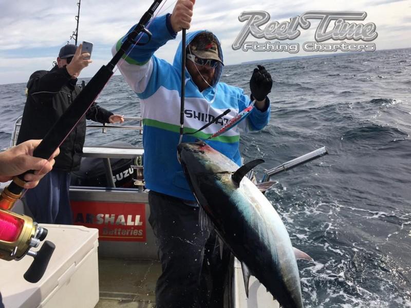 Portland Tuna Fishing Charters Victoria