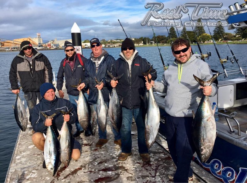 Fishing Portland for Tuna with Matt Cini
