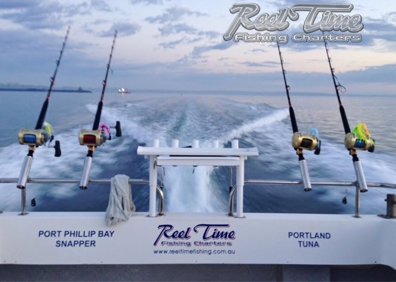 Portland Tuna Fishing Charters 2014