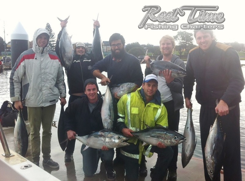 Portland Tuna Fishing Charters 2013