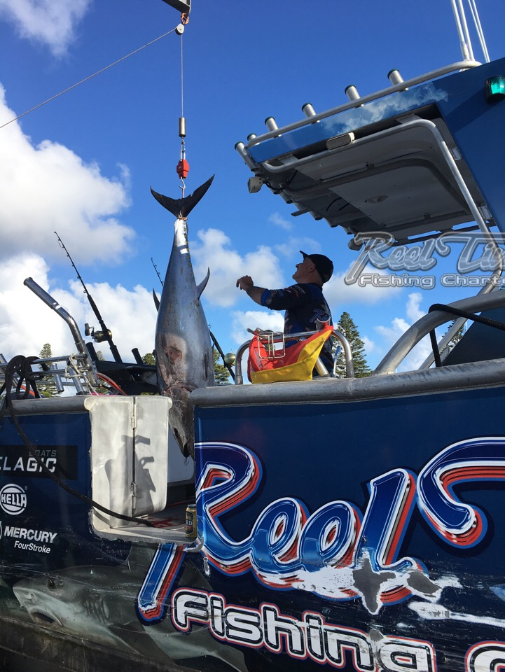 Portland Tuna Fishing Charters May 19 TH 2018