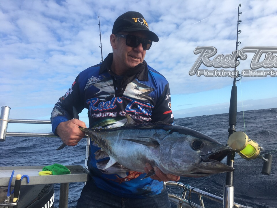 Tuna Fishing with Tonic Eyewear in Portland